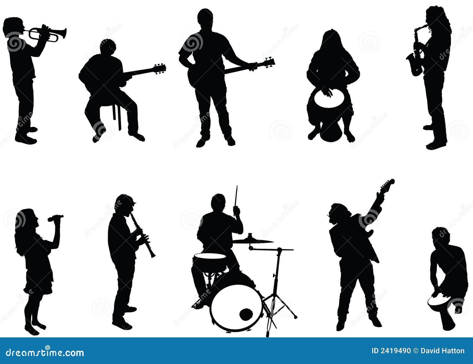 музыканты