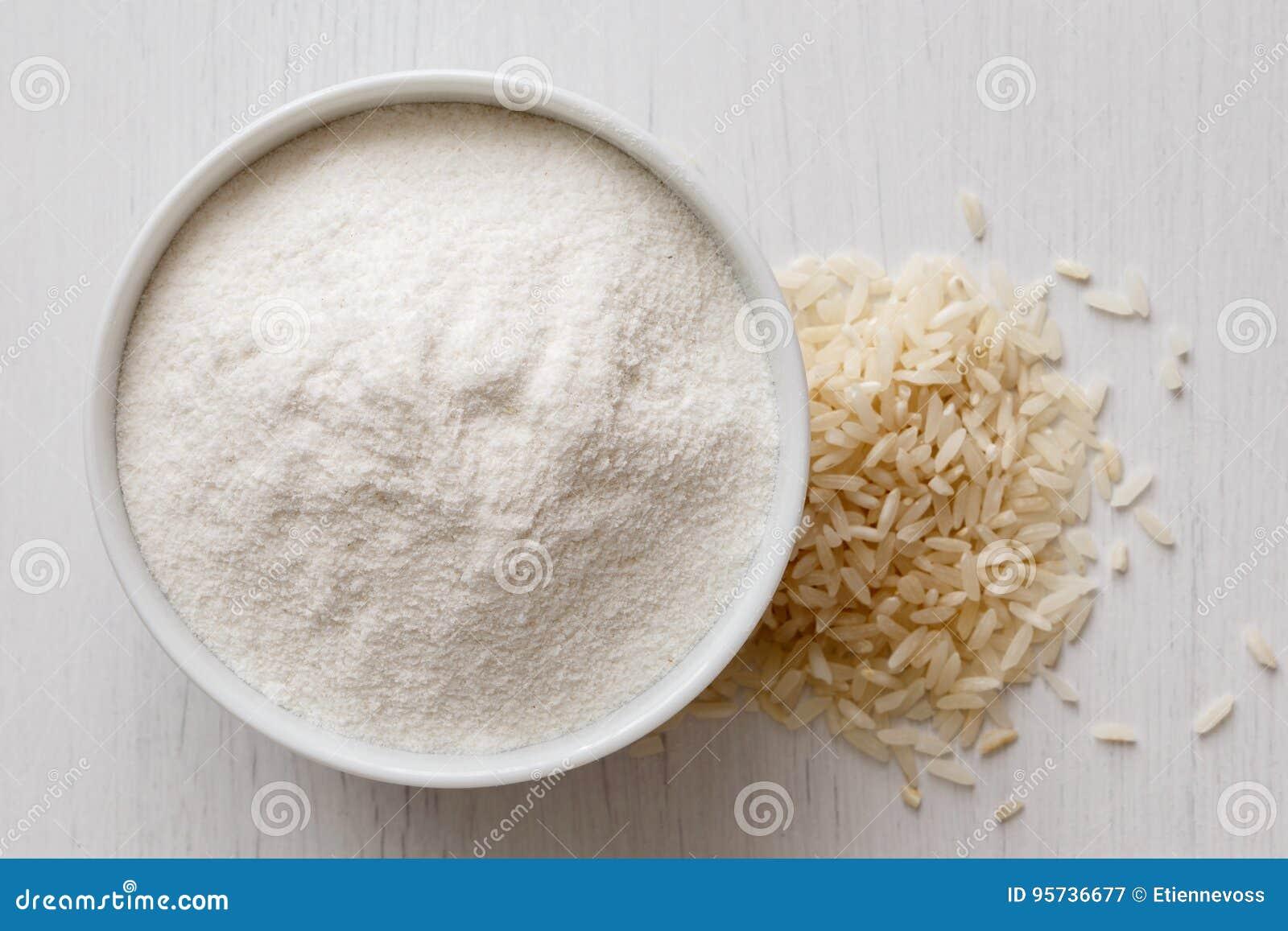 Мука белого риса