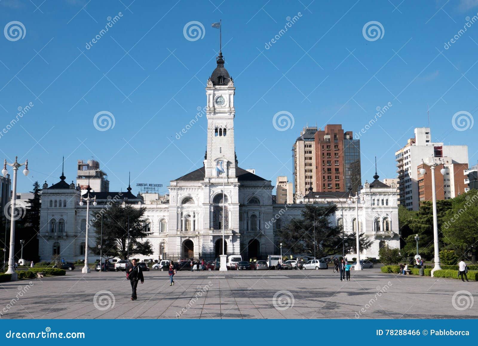 Муниципалитет Ла Plata
