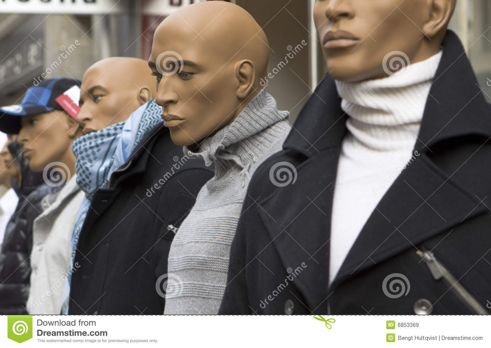 мыжская улица манекена
