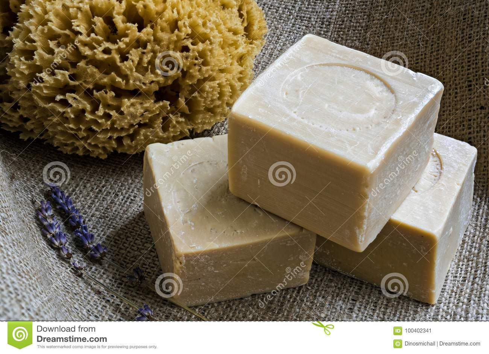 Мыла оливкового масла
