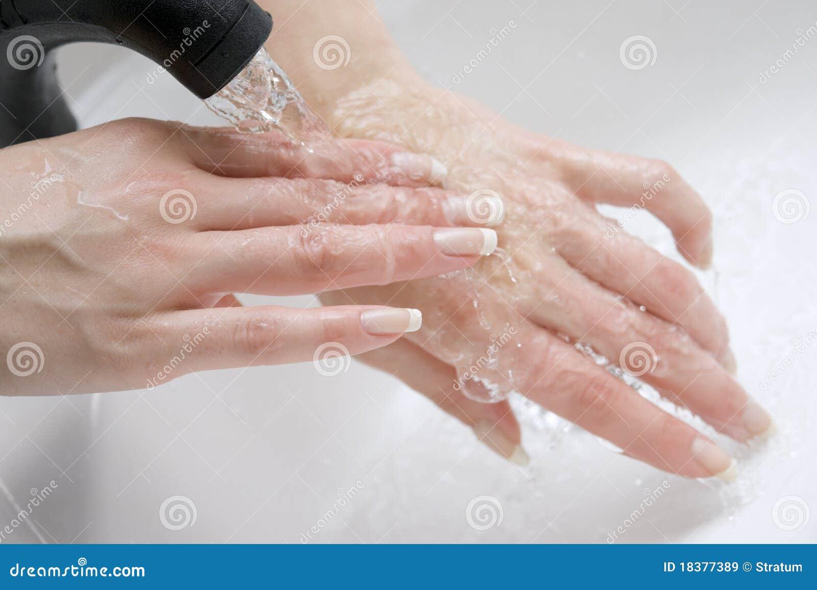 мыть рук