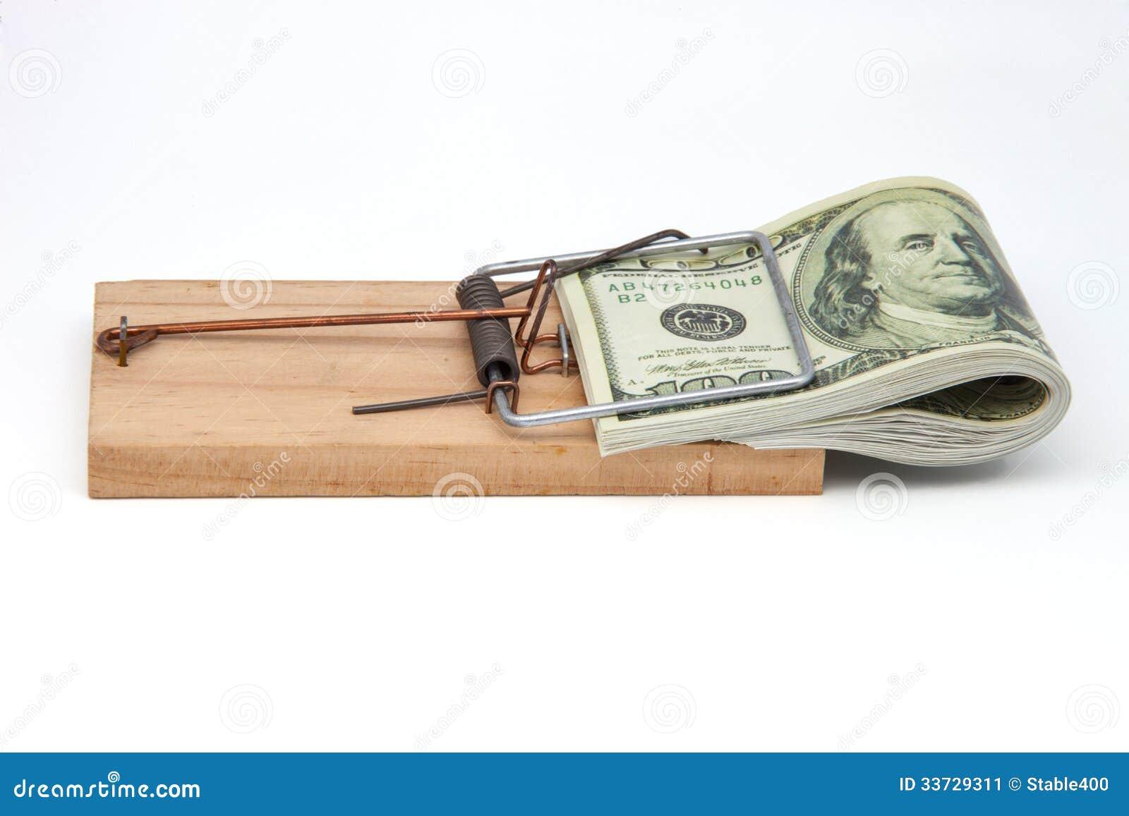 Мышеловка с счетом