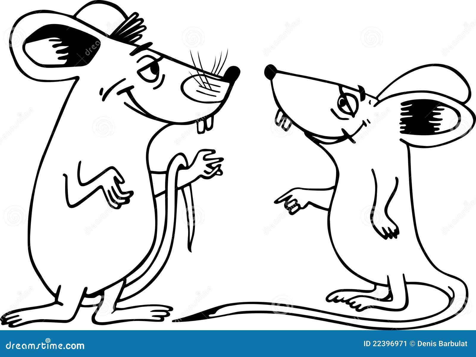 Смешные крысы картинки распечатать