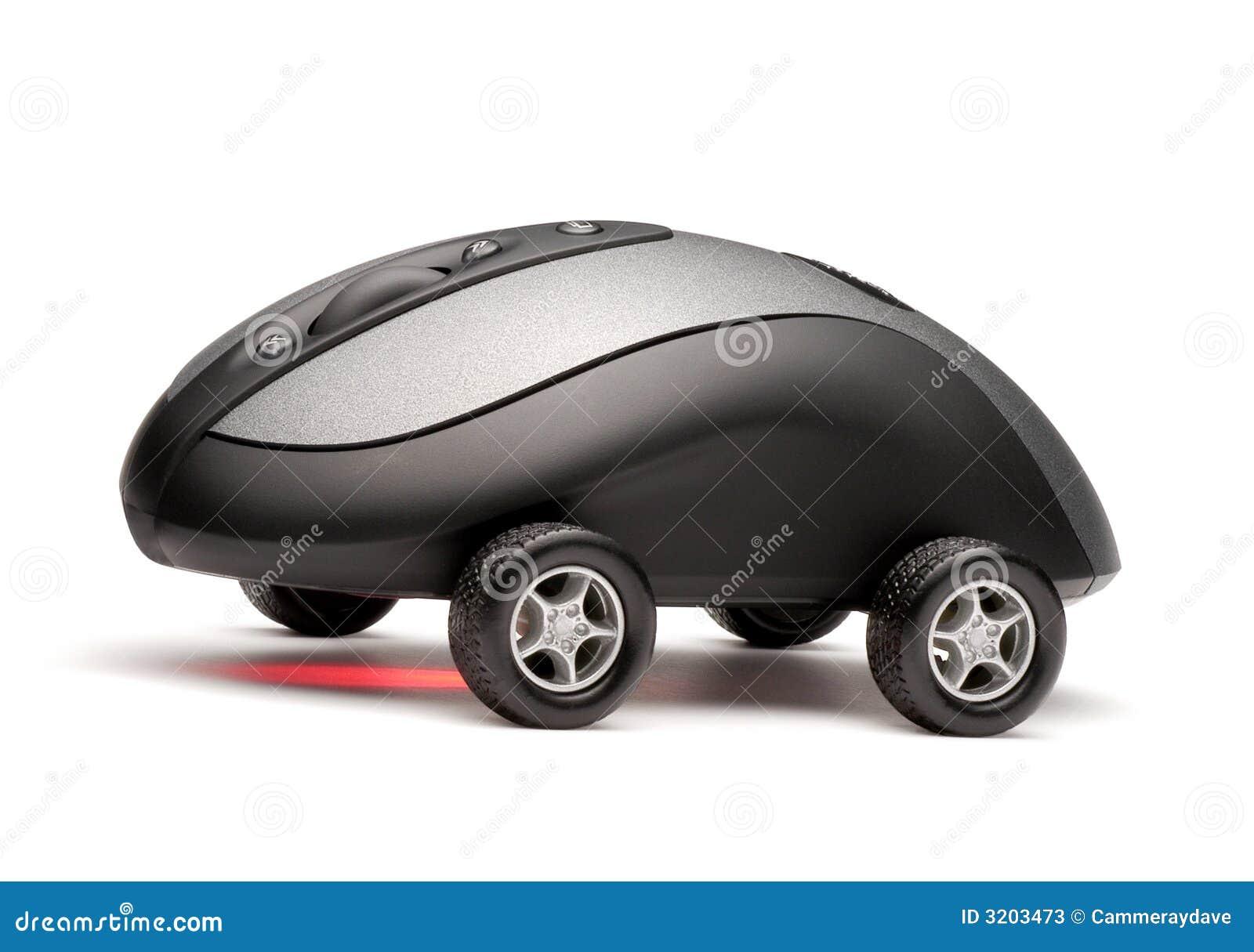 мышь компьютера автомобиля