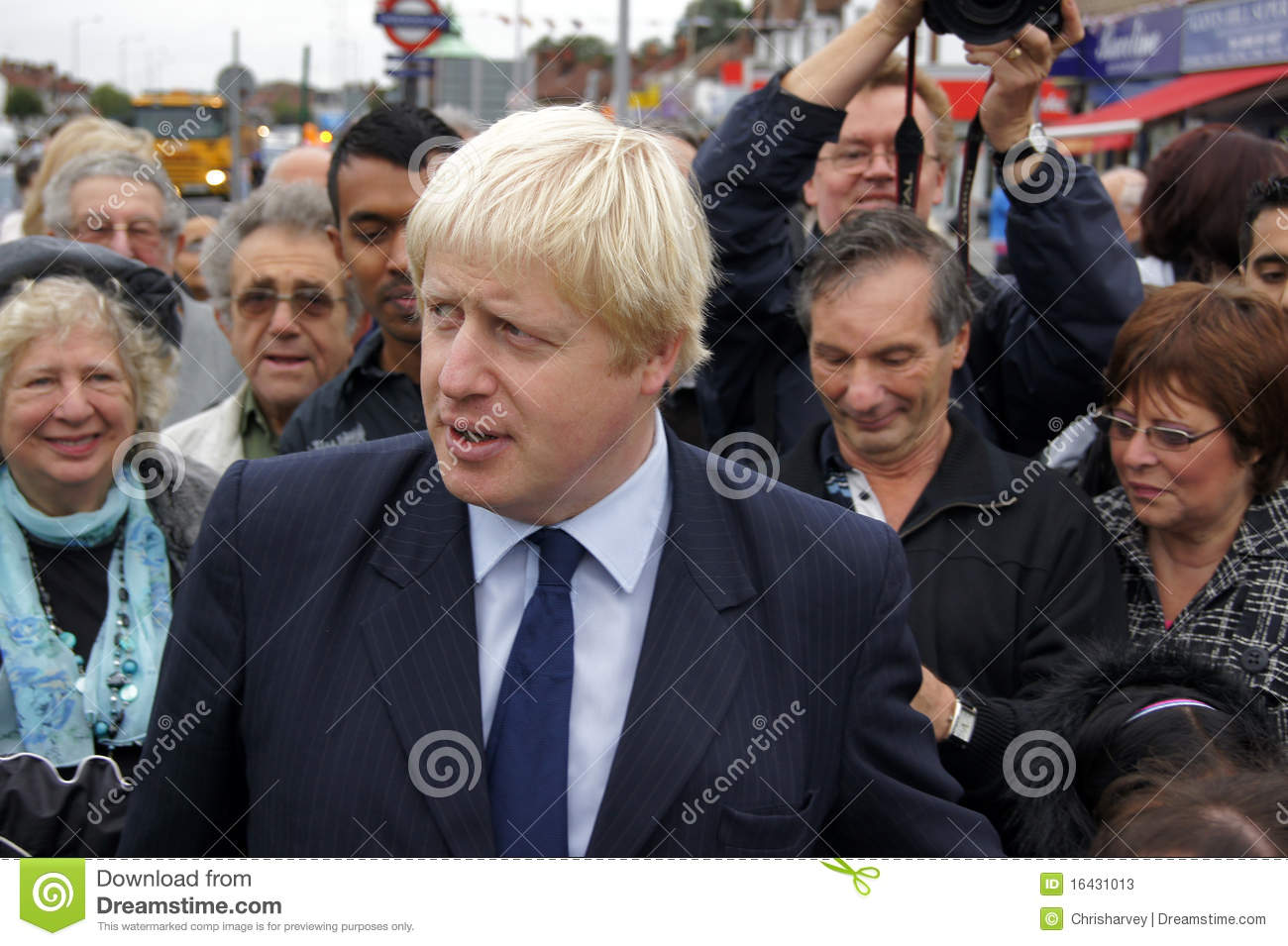мэр boris johnson london