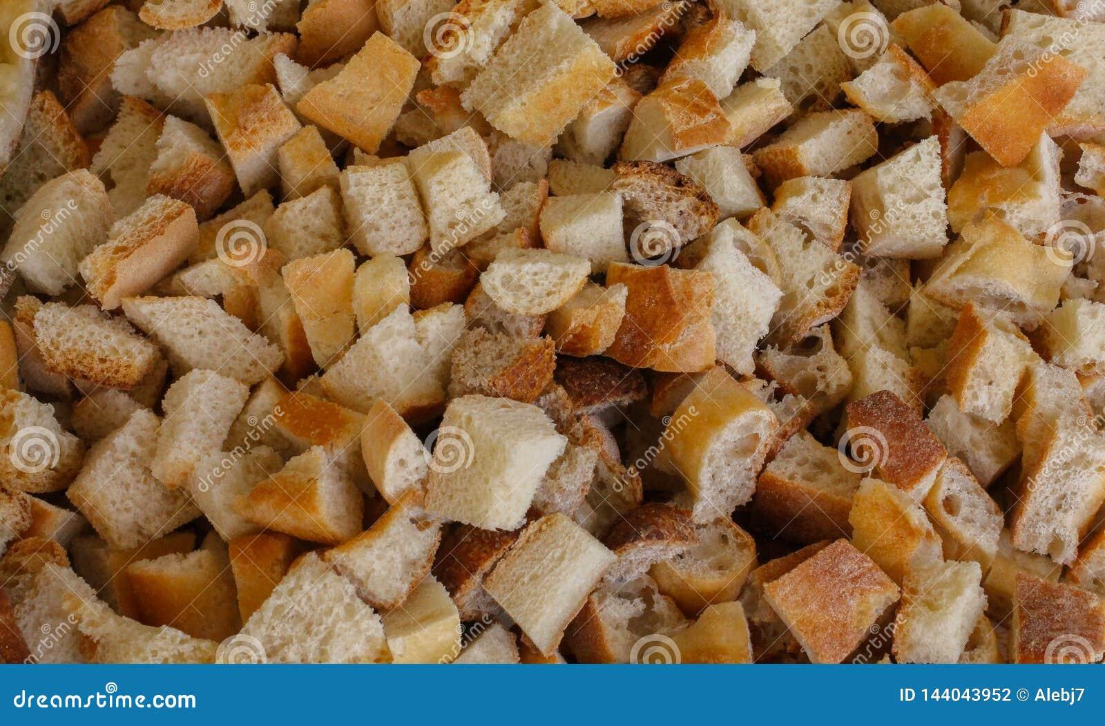 Мякиши хлеба