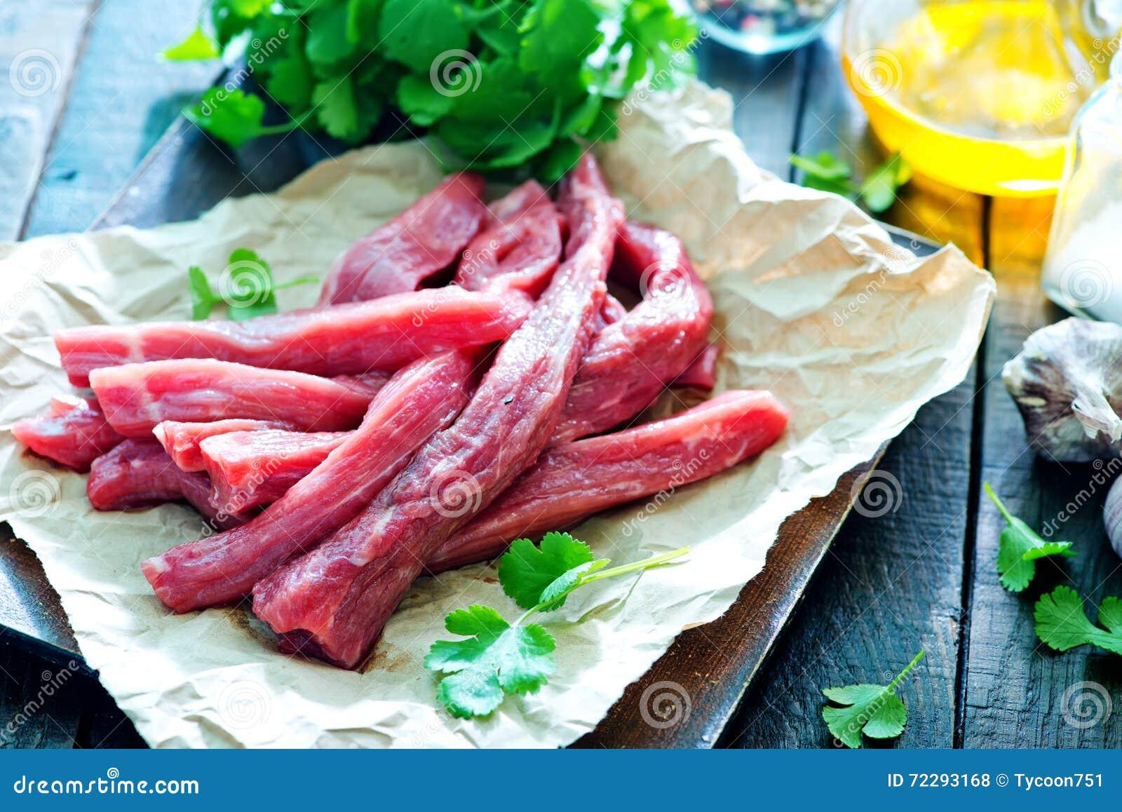 Download мясо сырцовое стоковое фото. изображение насчитывающей перец - 72293168