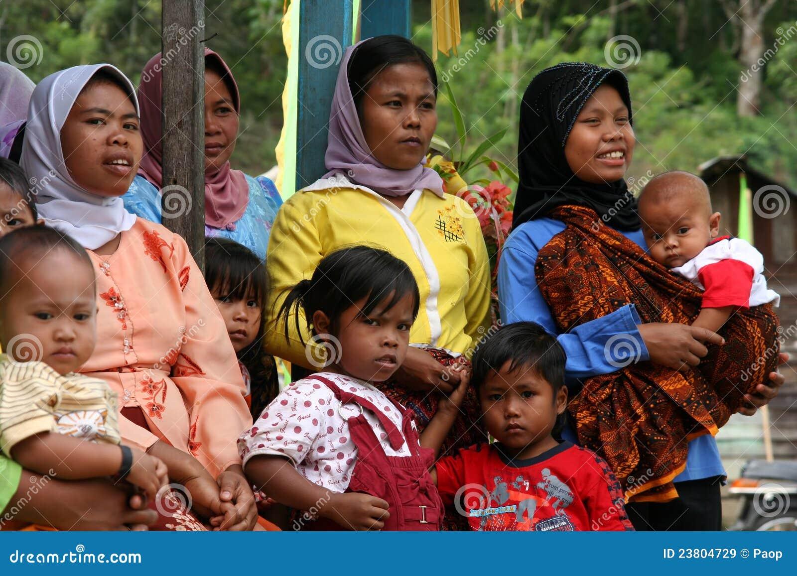 наблюдатели muslim празднества