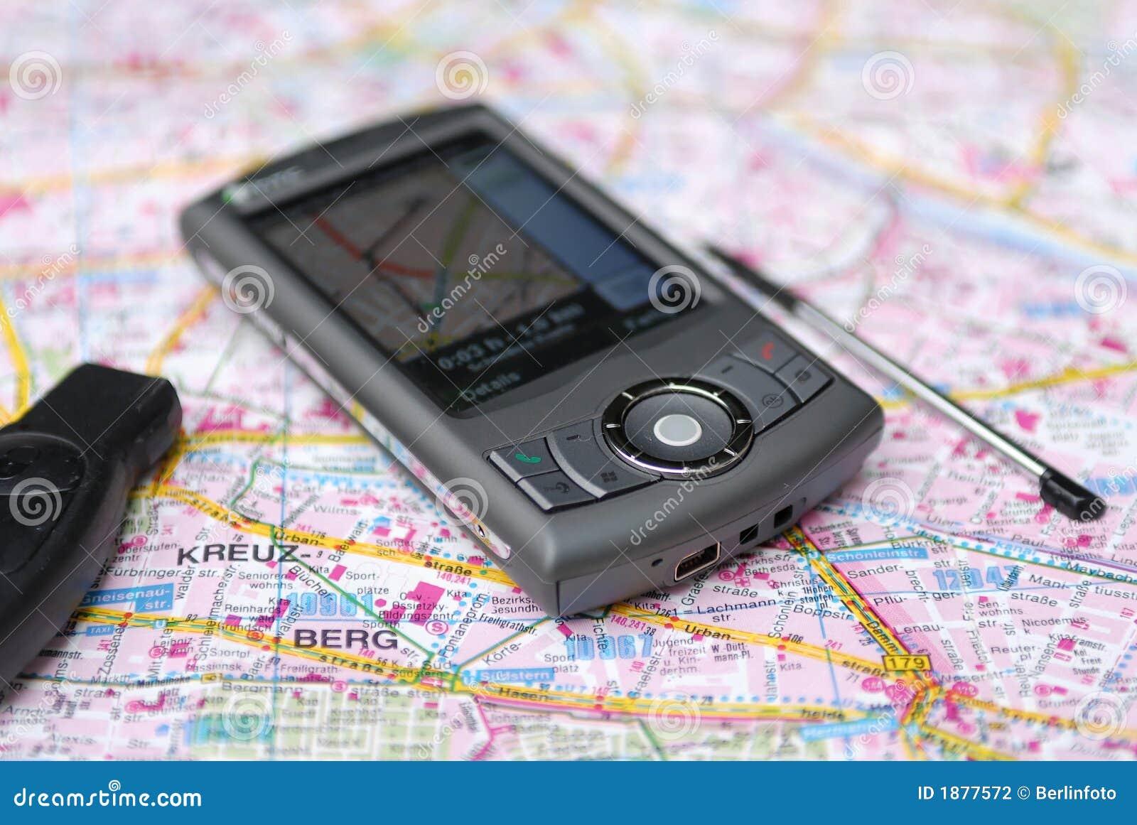 навигация черни gps