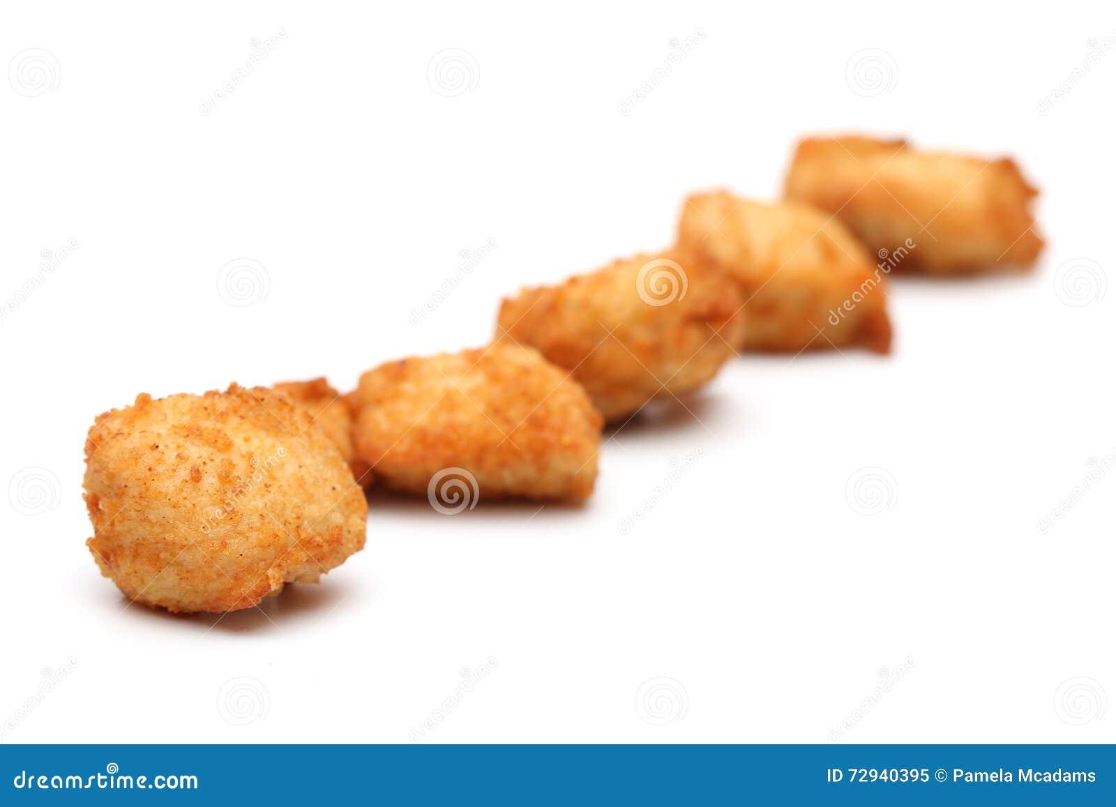Наггеты цыпленка