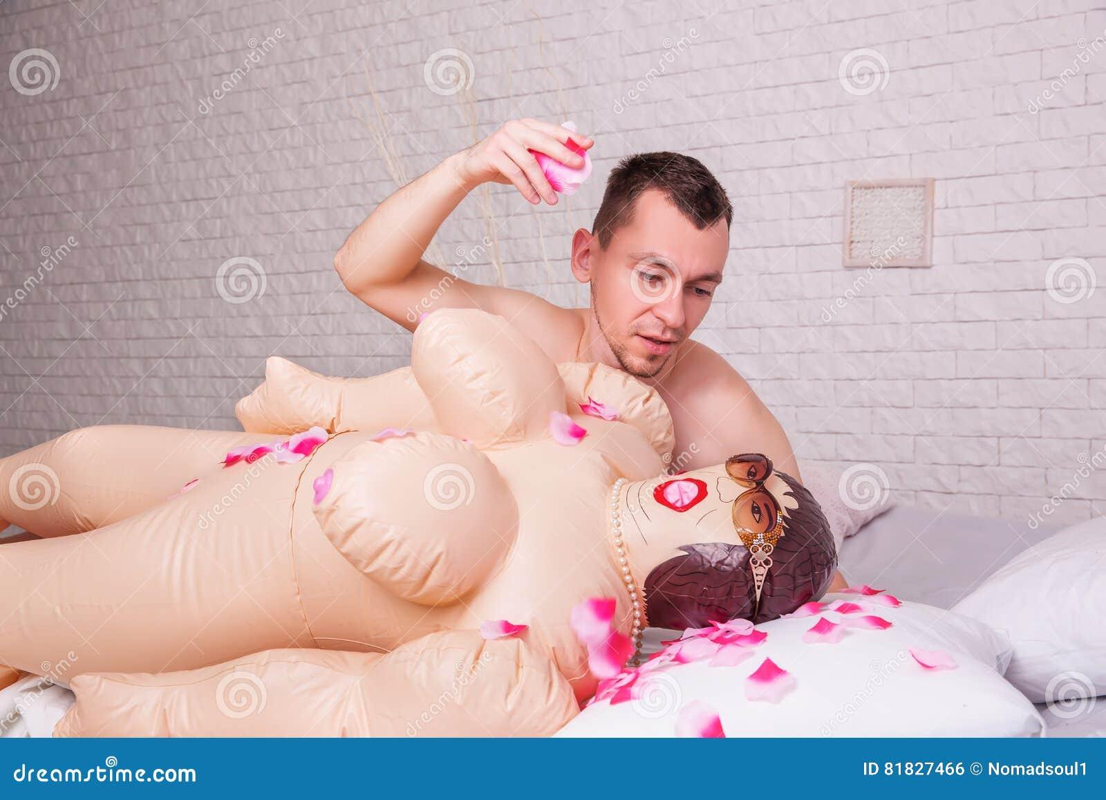 фото секса с лепестками