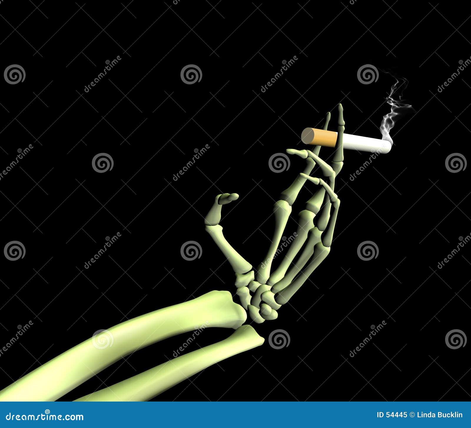 наденьте дым t