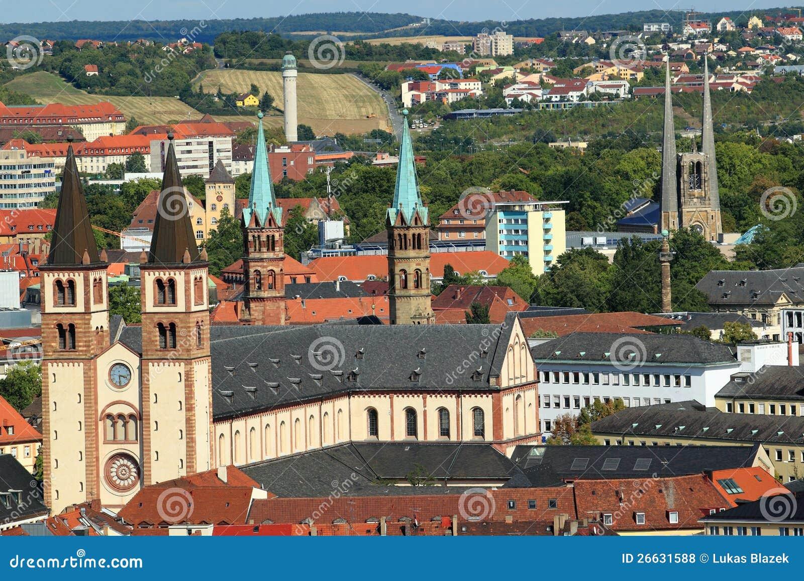 Наземные ориентиры Wurzburg