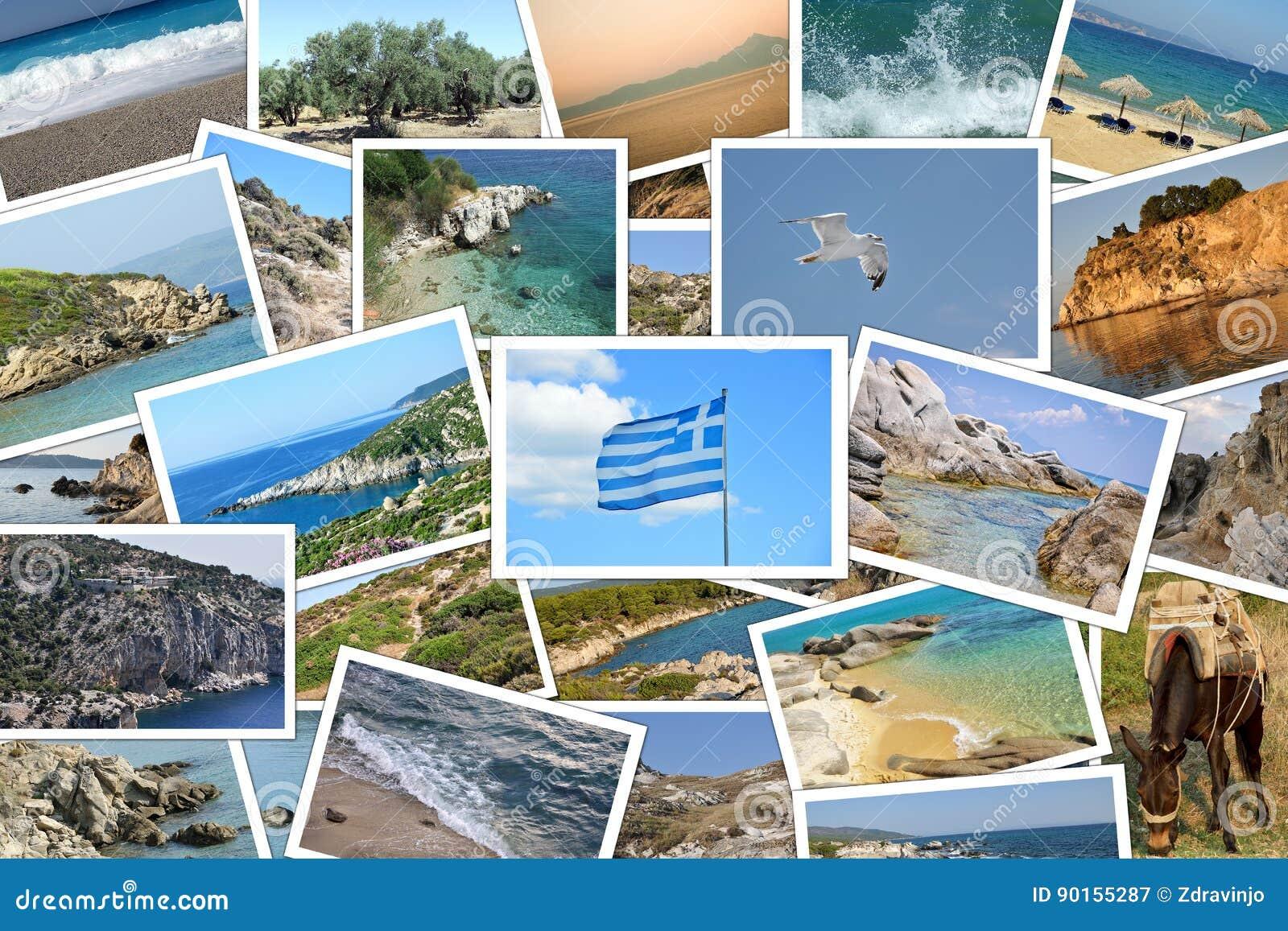 Назначения перемещения в Греции