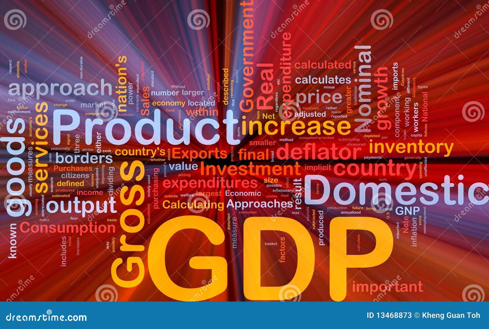 накалять gdp экономии принципиальной схемы предпосылки