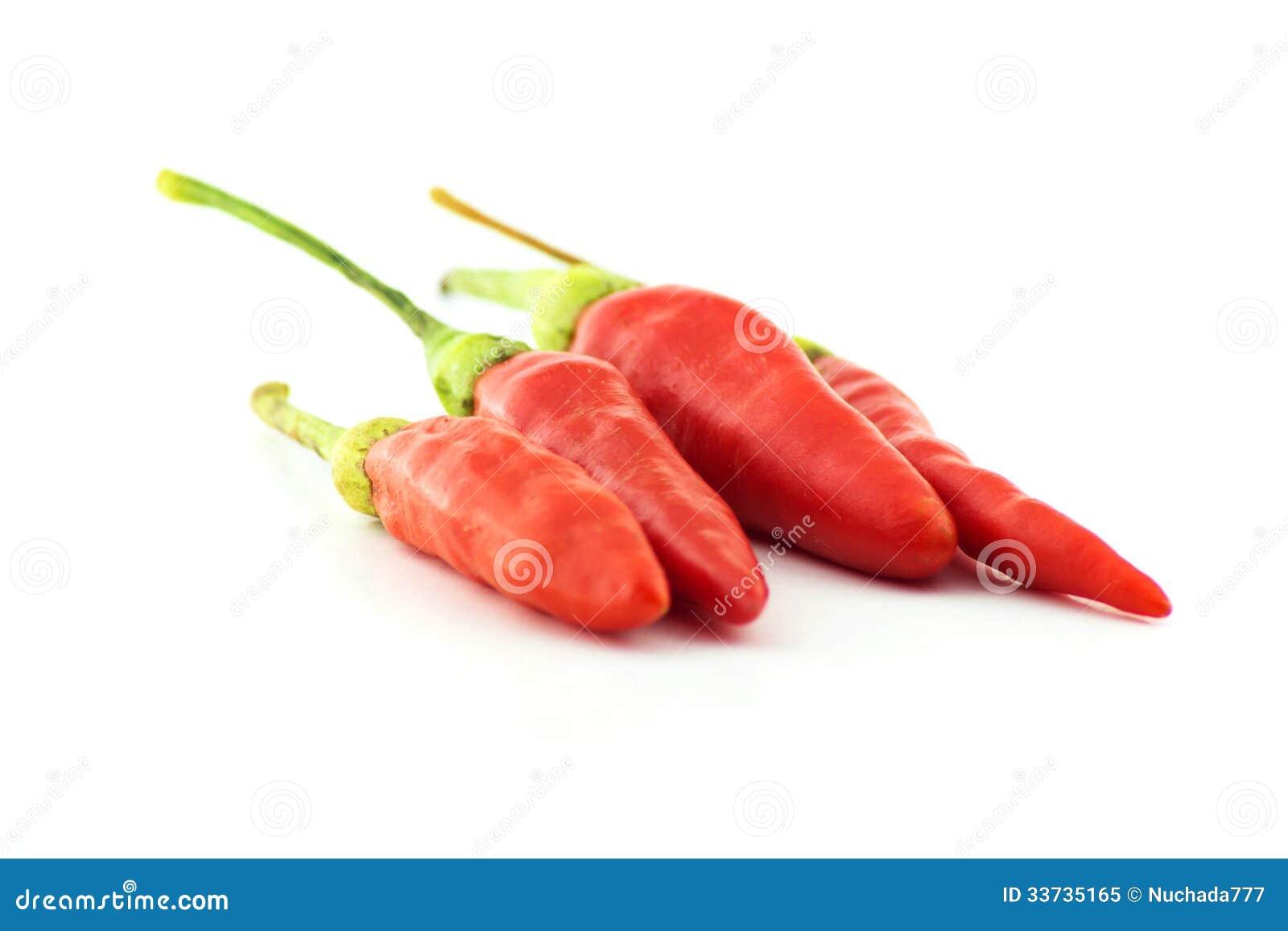 Накаленный докрасна перец chili 3