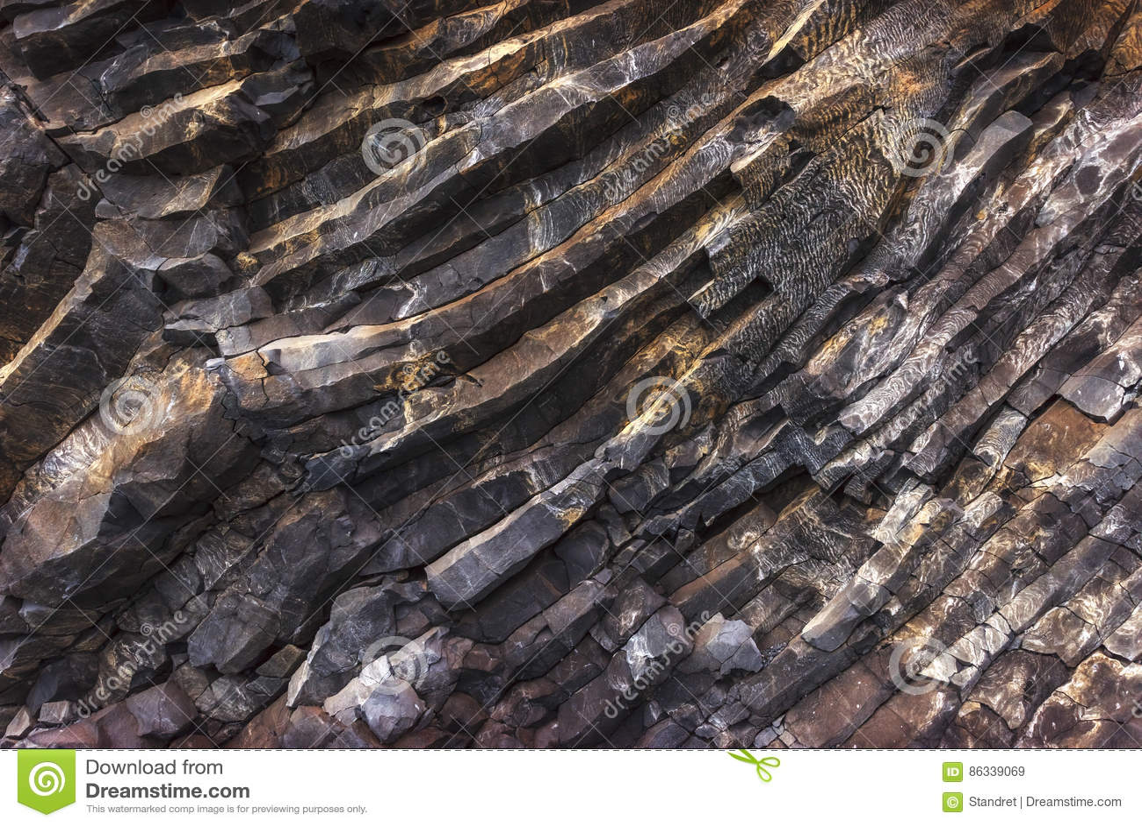 Накидка Dyrholaey Исландия Reynisfyal гор текстуры Прикарпатский, Украина, Европа