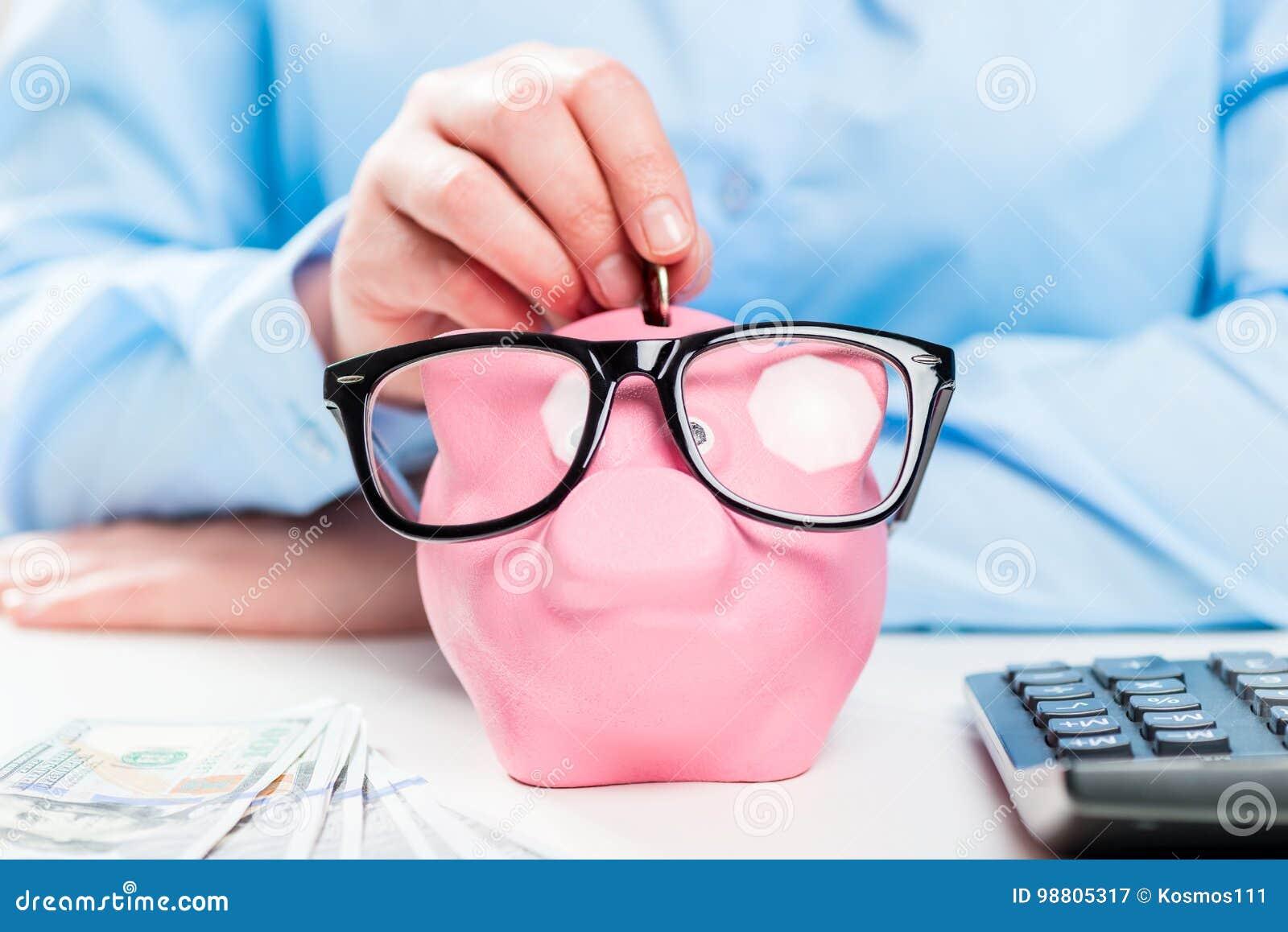 Накопление денег легко!