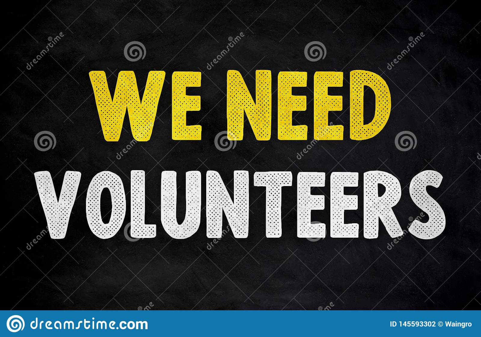 Нам нужны ваши волонтеры - поддержка помощи