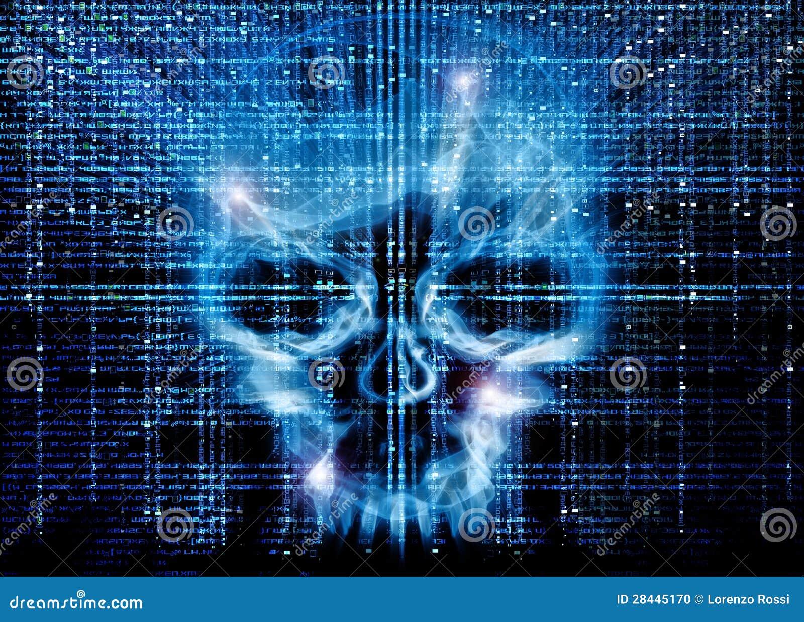 Нападение хакера