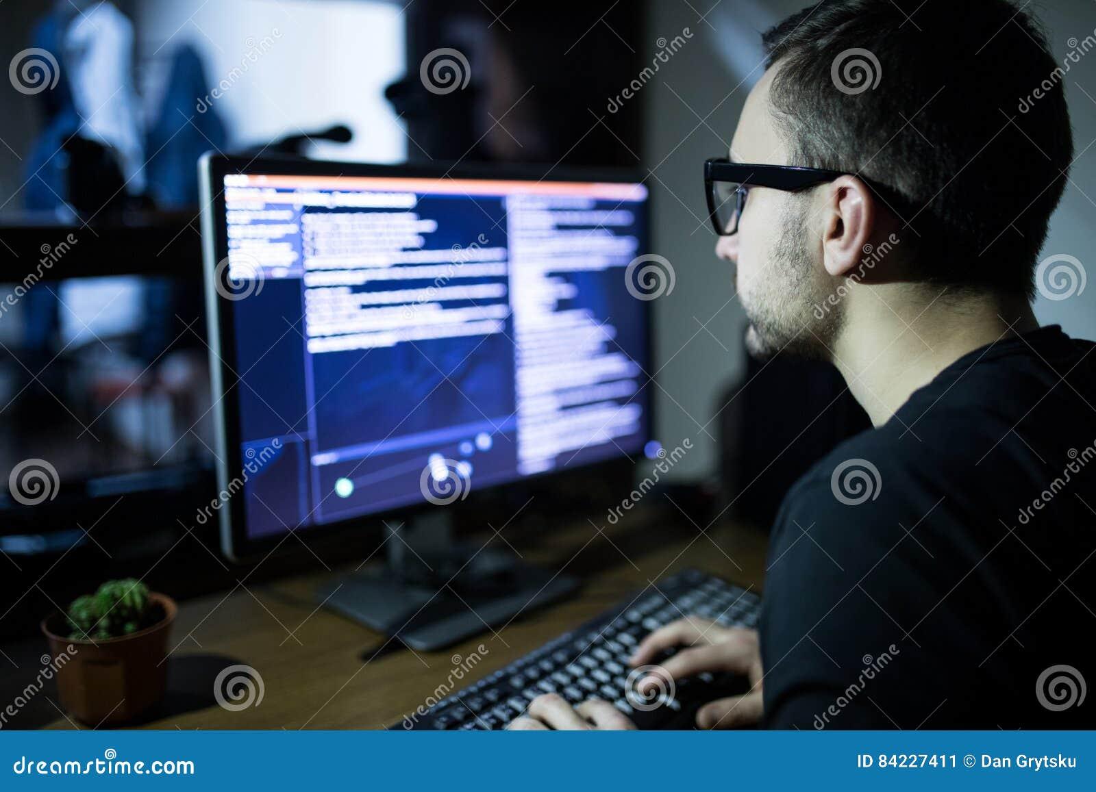 Нападение хакера сервер
