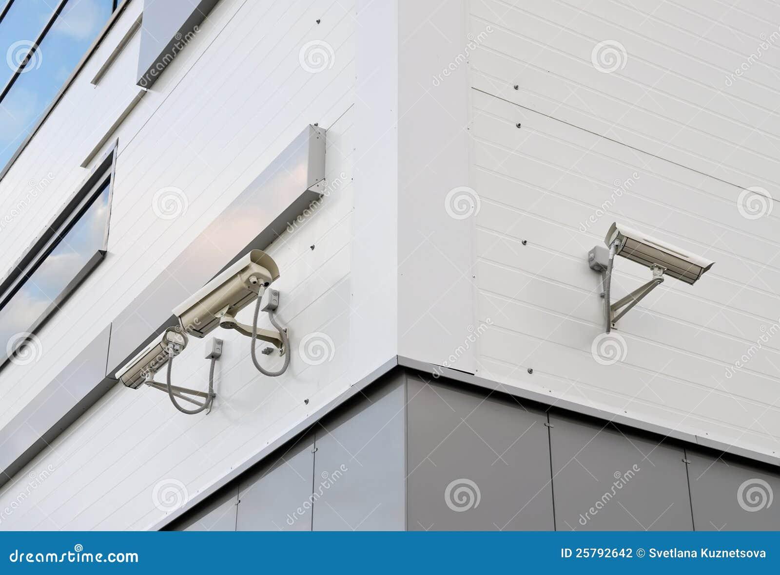 Напольная камера слежения