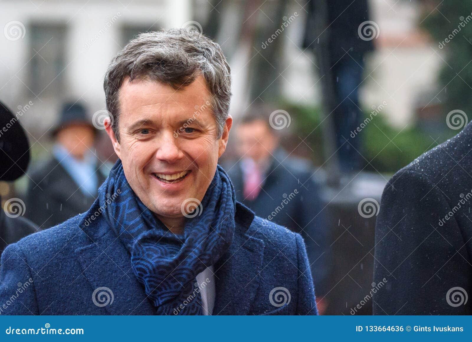 Наследный принц Дании Frederik