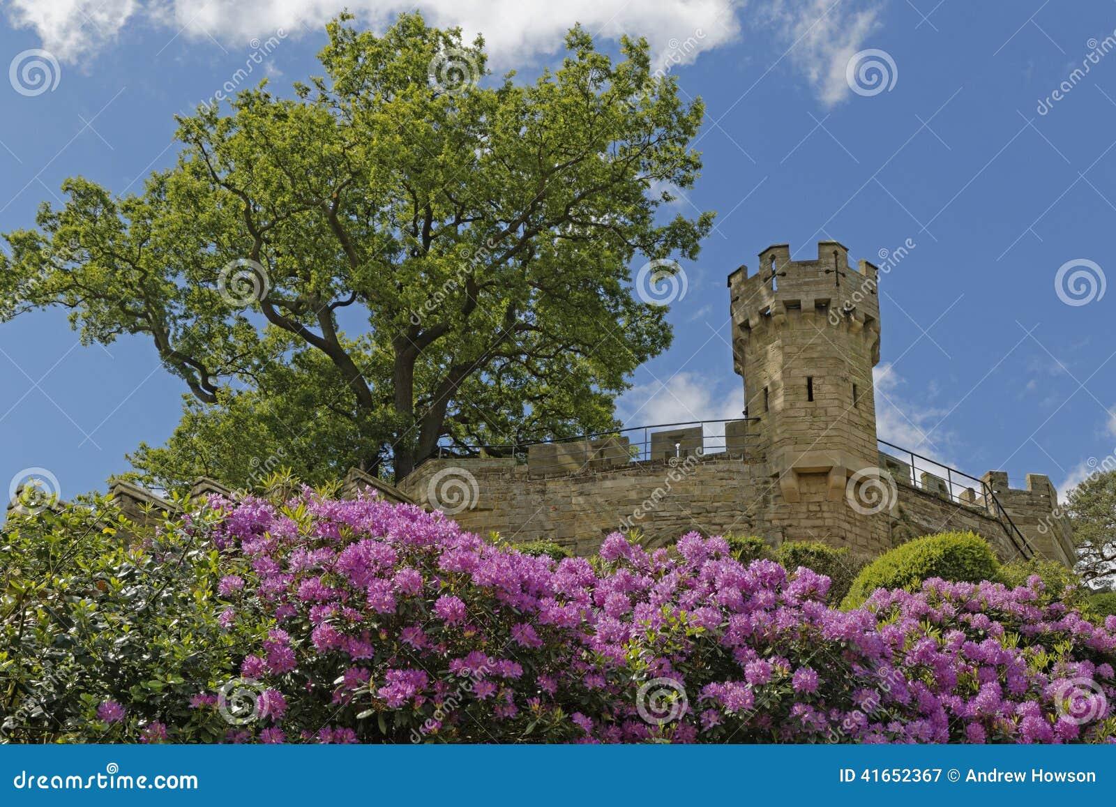 Насыпь замка Warwick