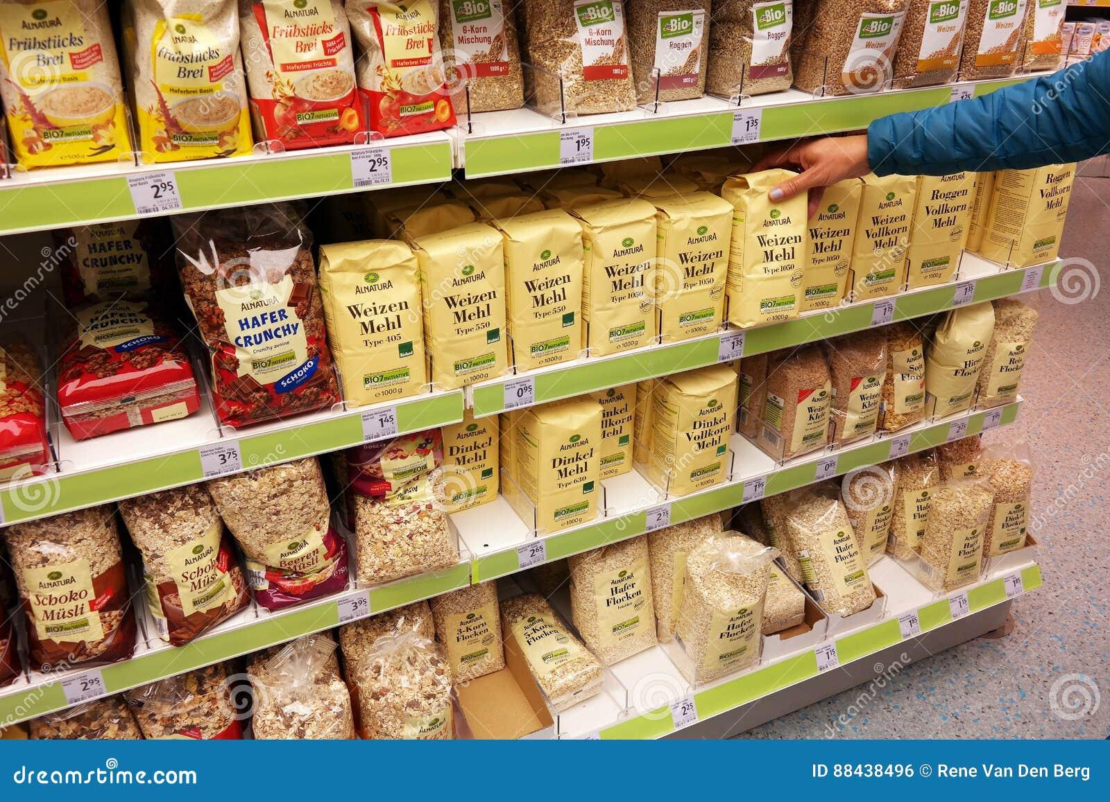 Супермаркеты натуральных продуктов