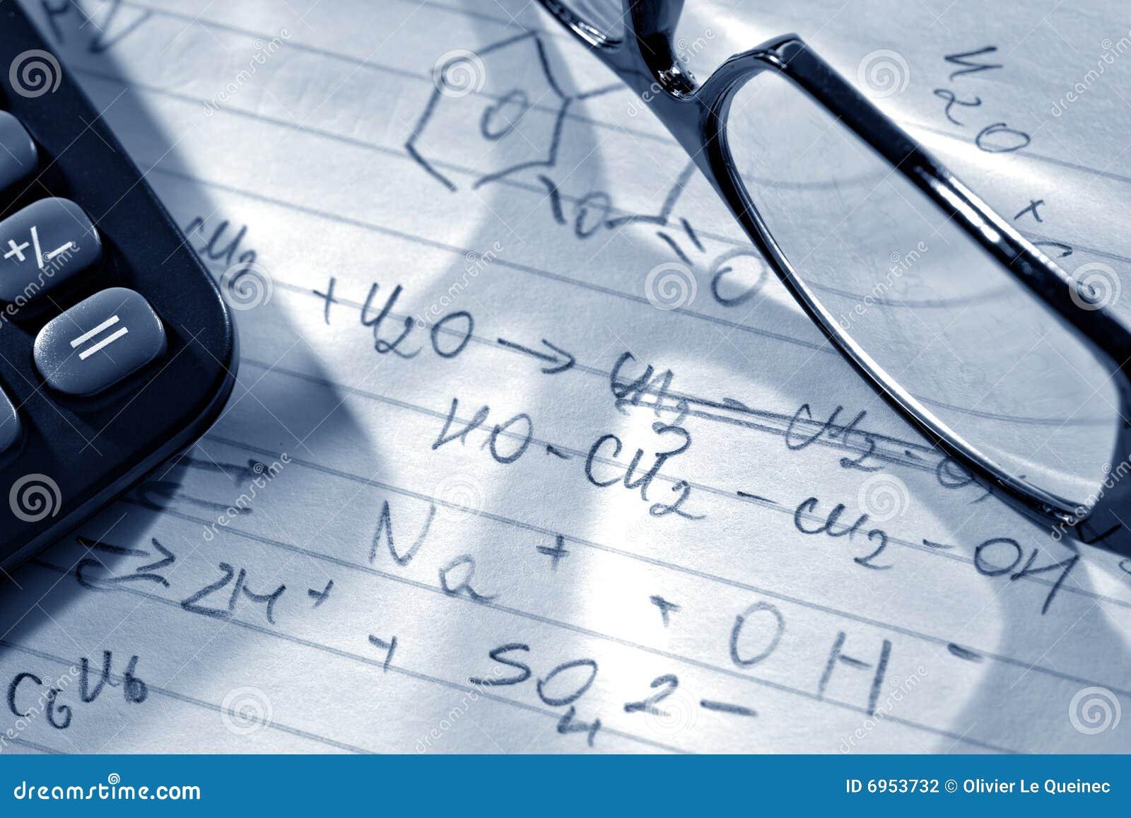 наука исследования лаборатории формул химии