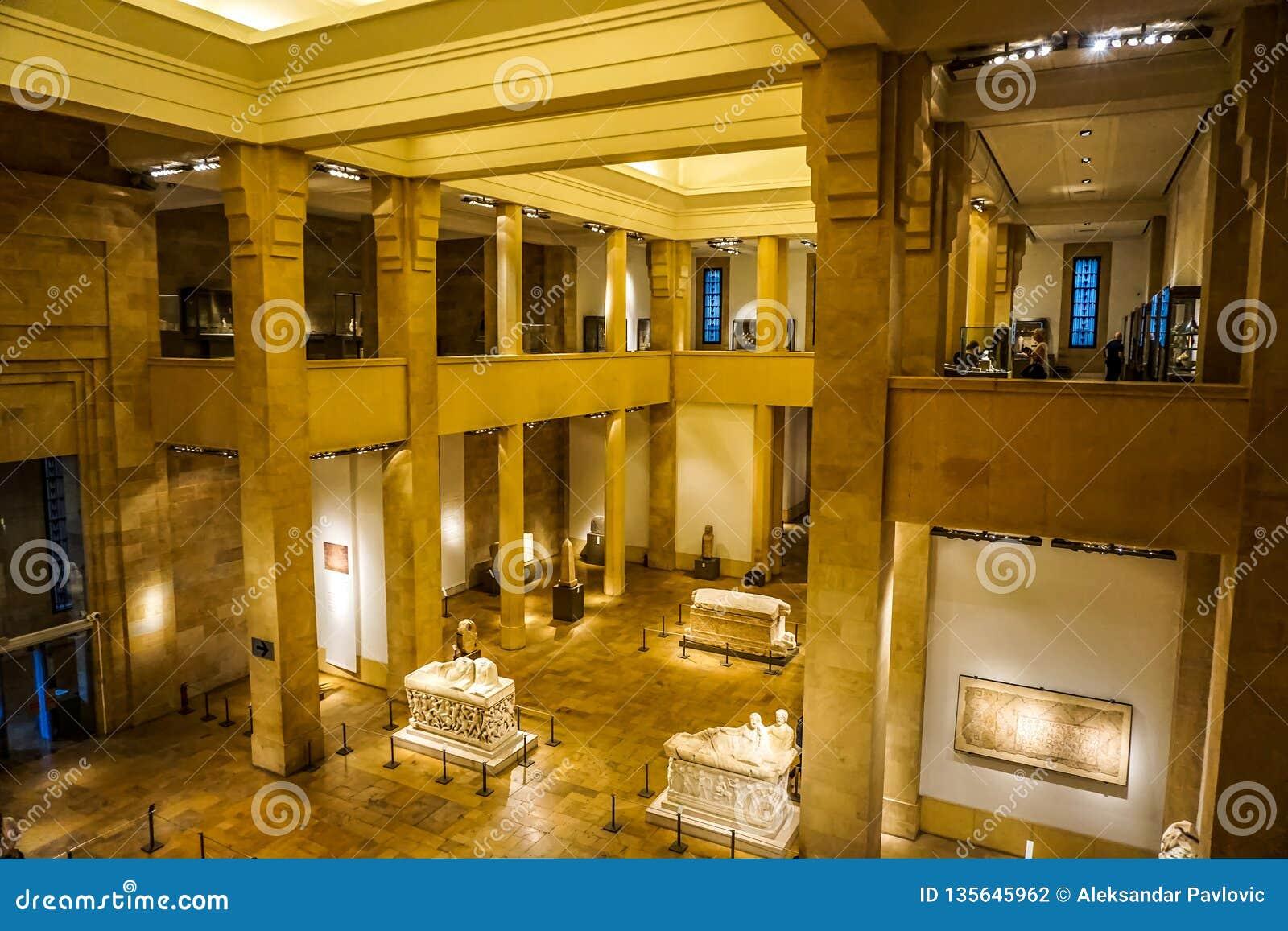 Национальный музей 29 Бейрута