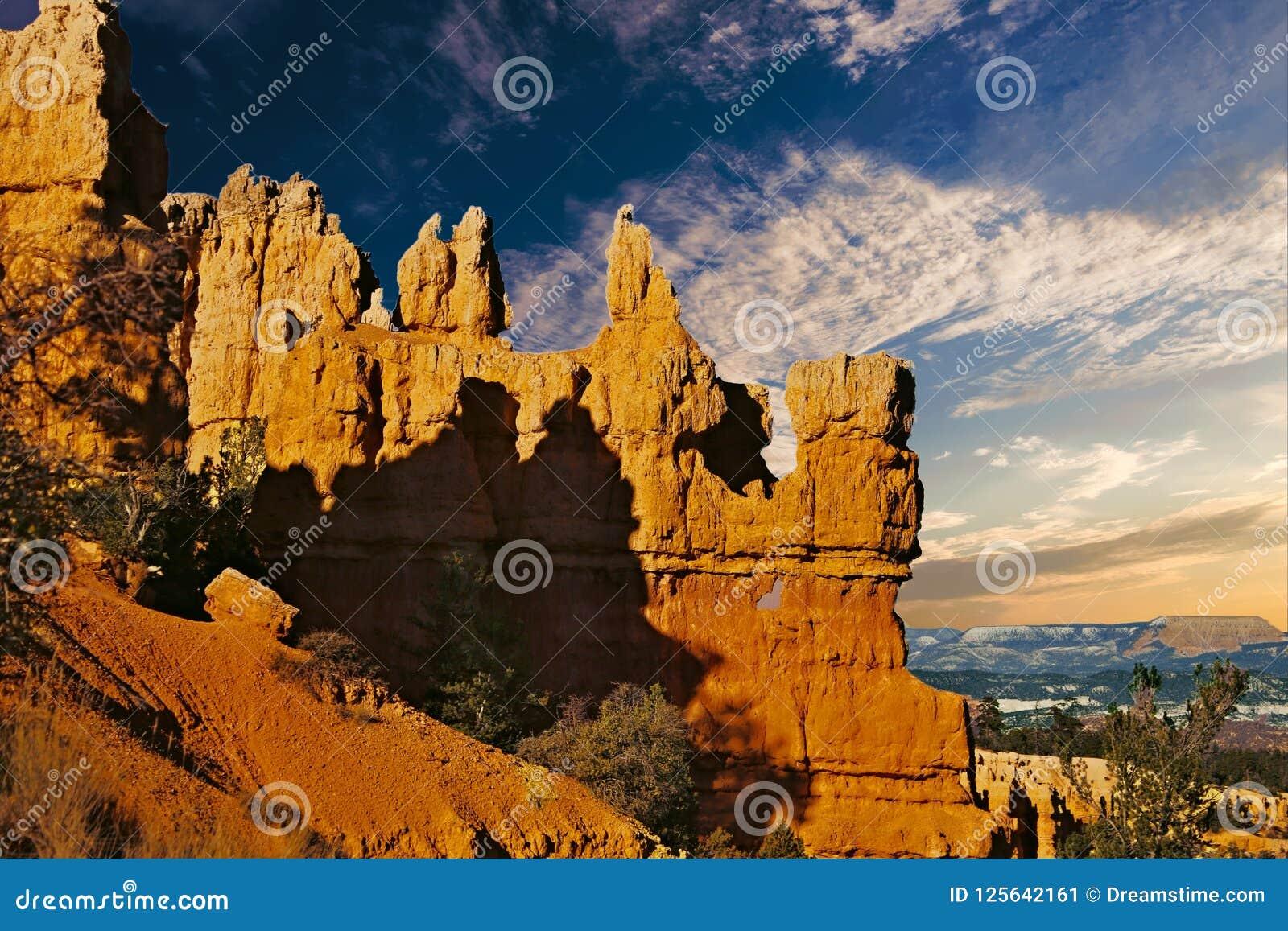Национальный парк каньона Bryce, один из самых красивых парков в мире