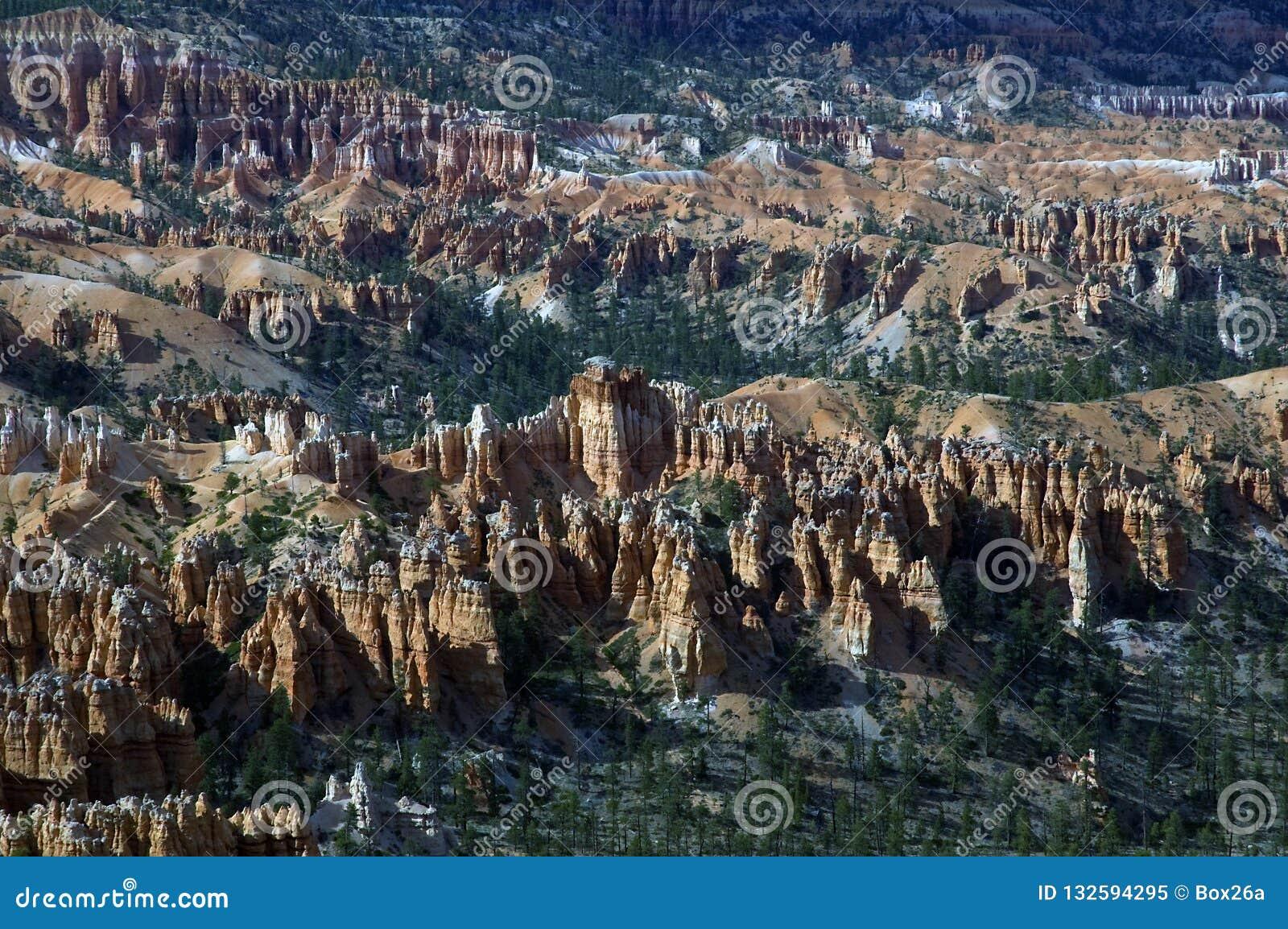 Национальный парк каньона Bryce