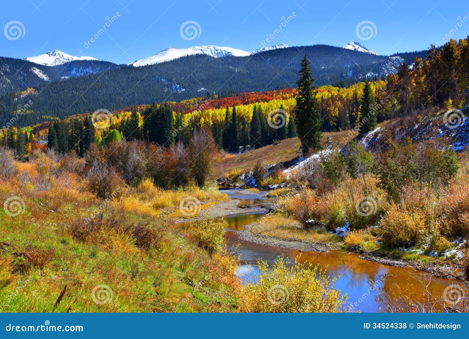 Национальный лес Gunnison