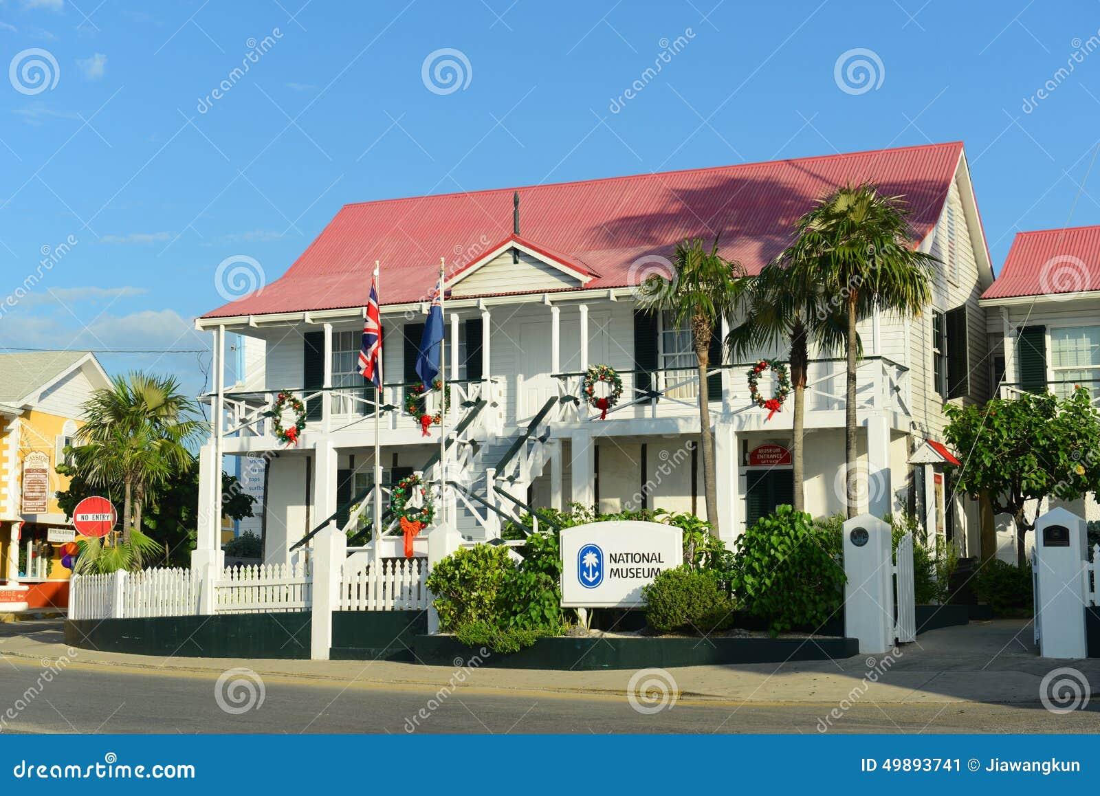 Национальный музей в городке Джордж, Каймановых островах