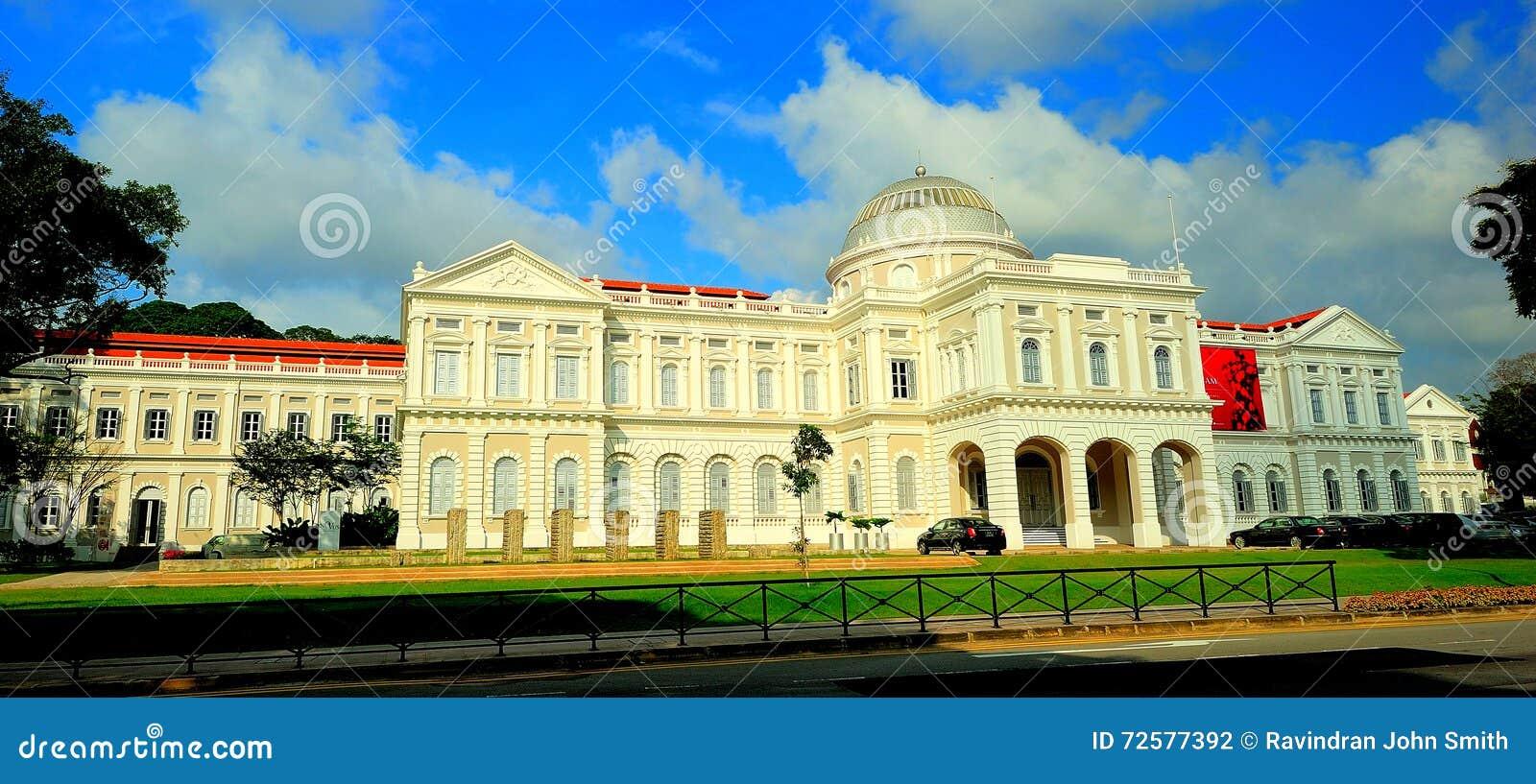 Национальный музей Сингапур