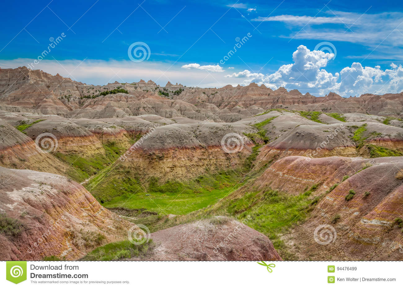 Национальный парк неплодородных почв