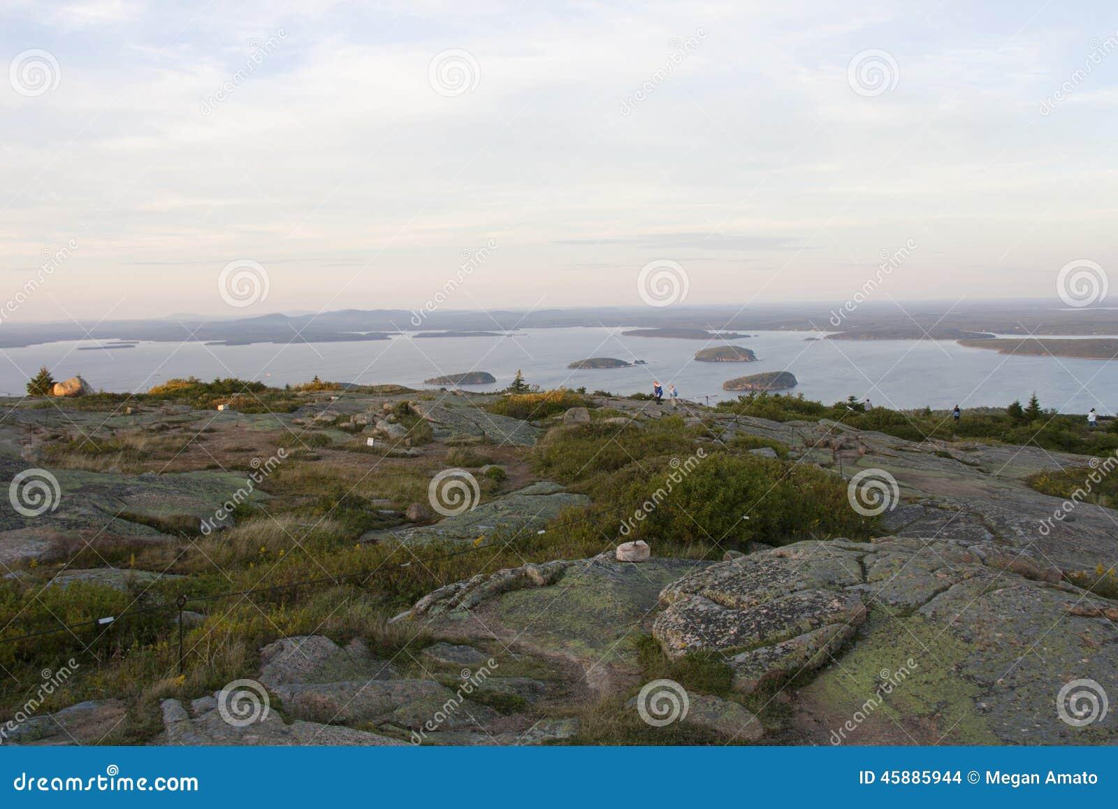 Национальный парк 75 Acadia