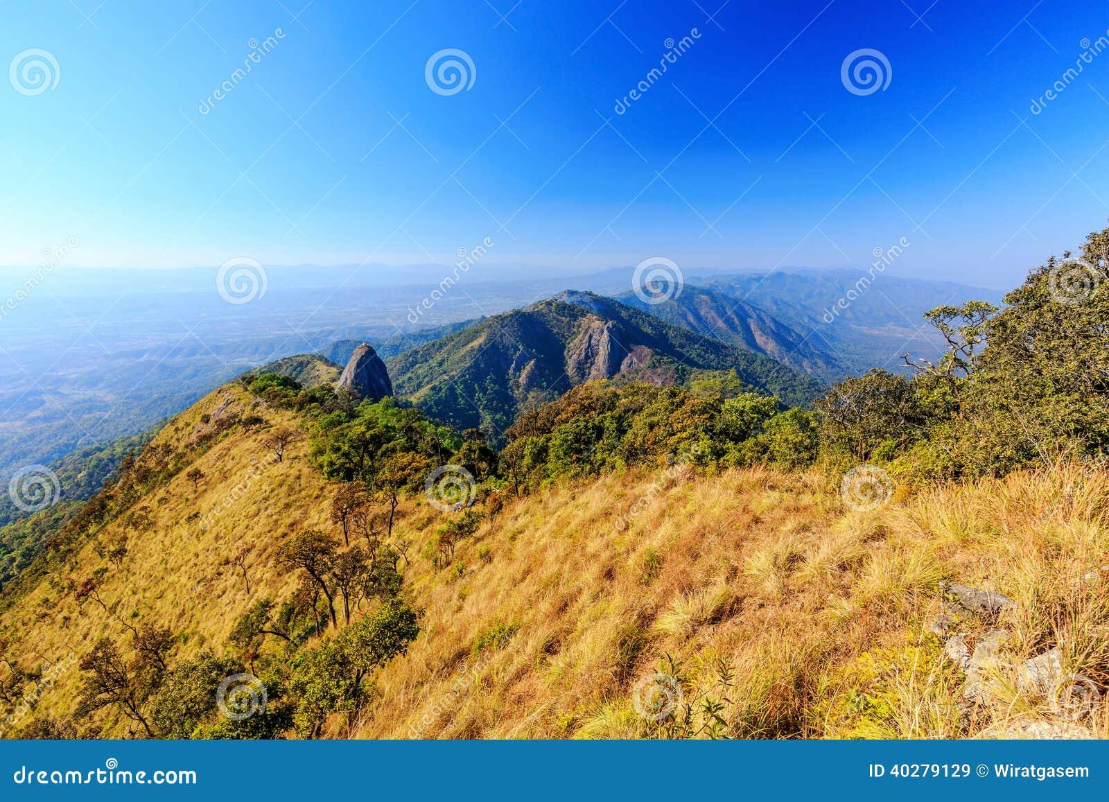 Национальный парк Doi Luang