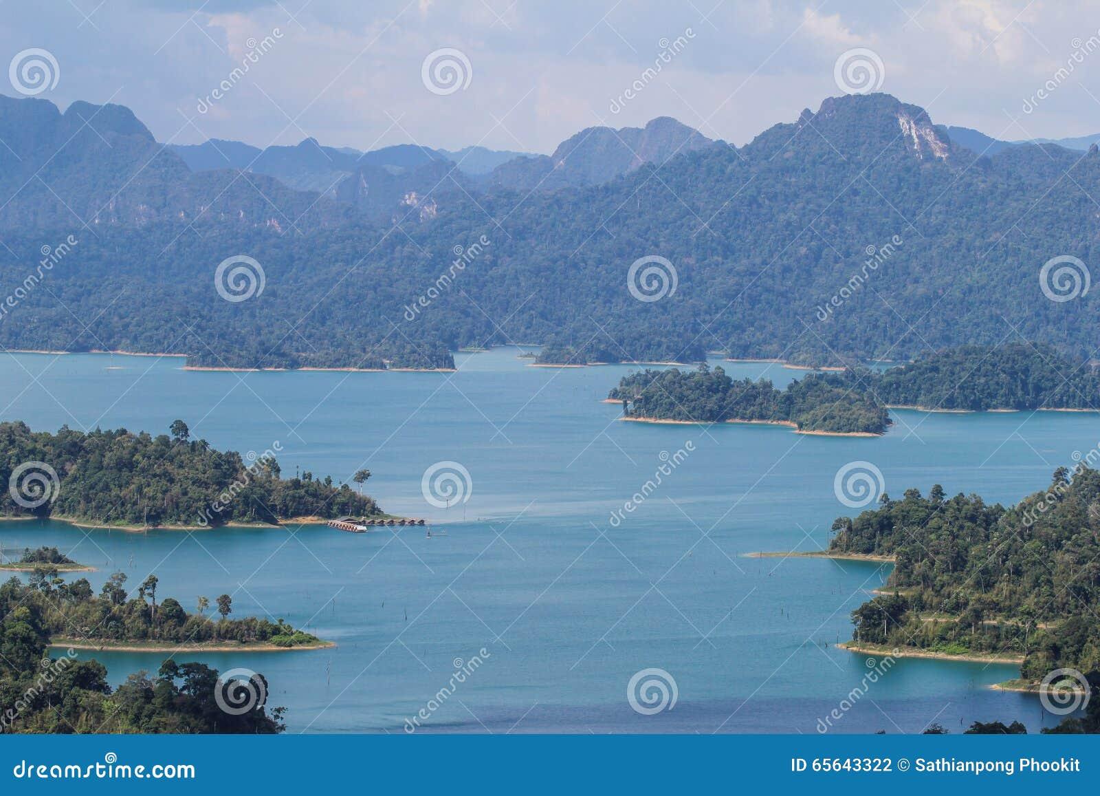 Национальный парк KHAO SOK, Suratthani Таиланд