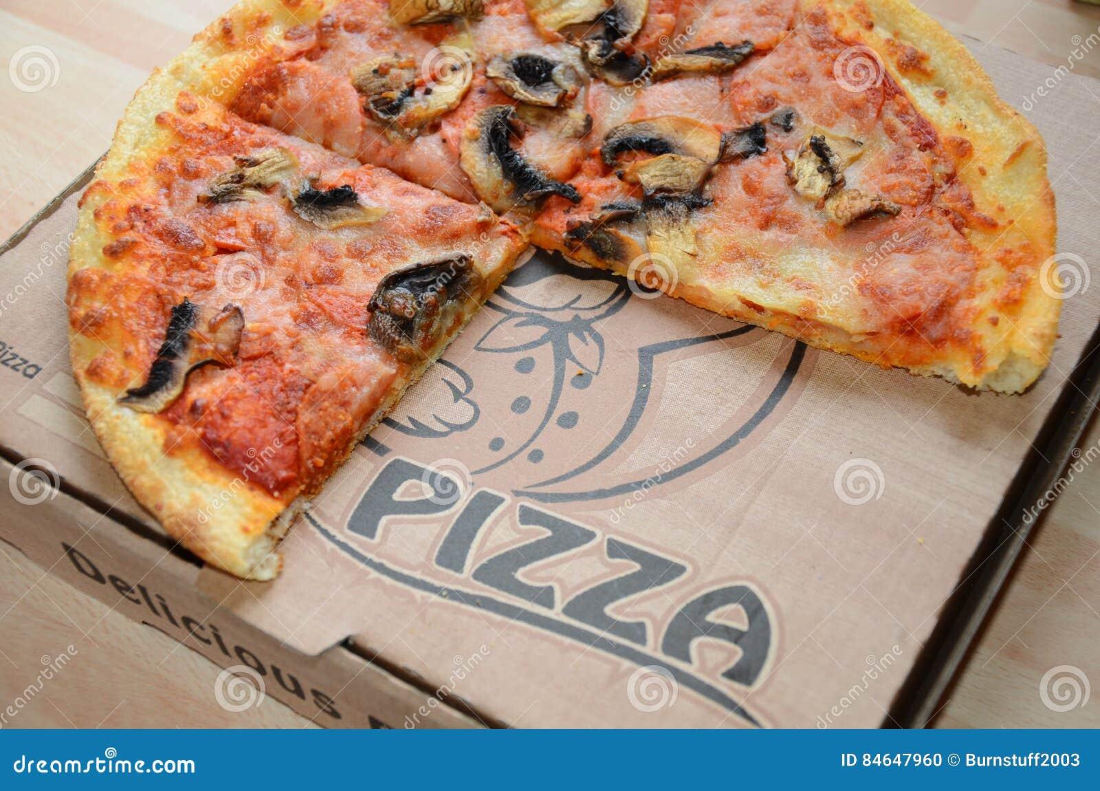 На вынос пицца