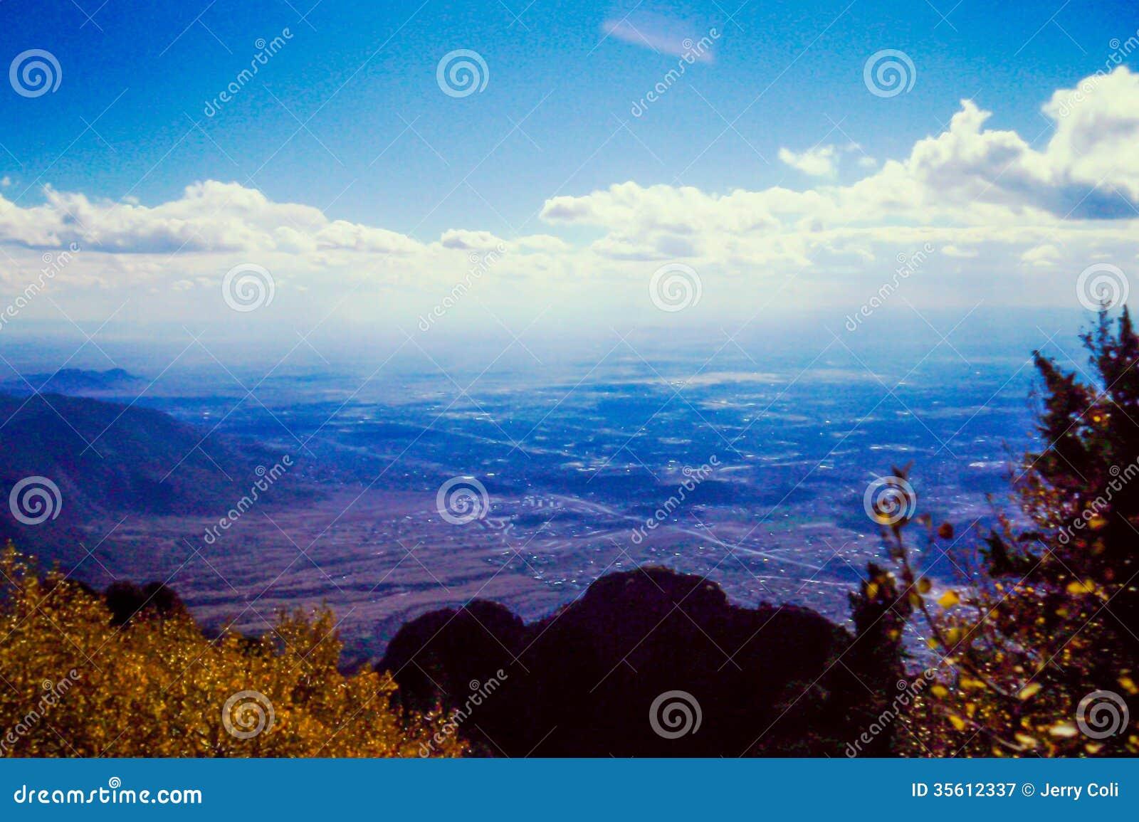 Над смотреть Fe Sante, NM от Альбукерке, NM