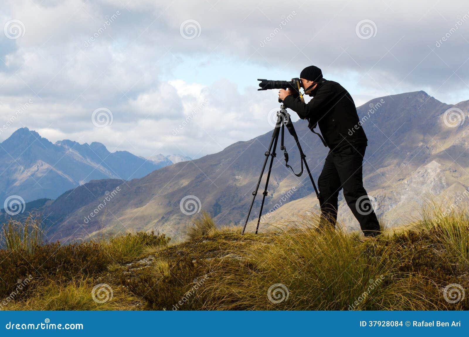 На фотографе перемещения положения