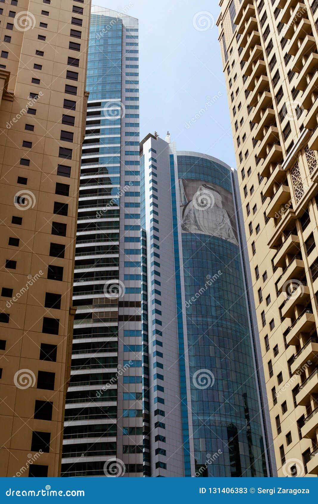Небоскребы от Дубай, ОАЭ