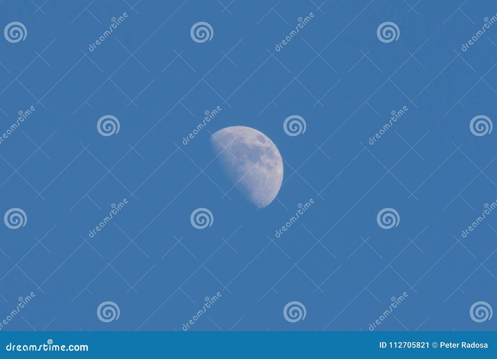 небо луны