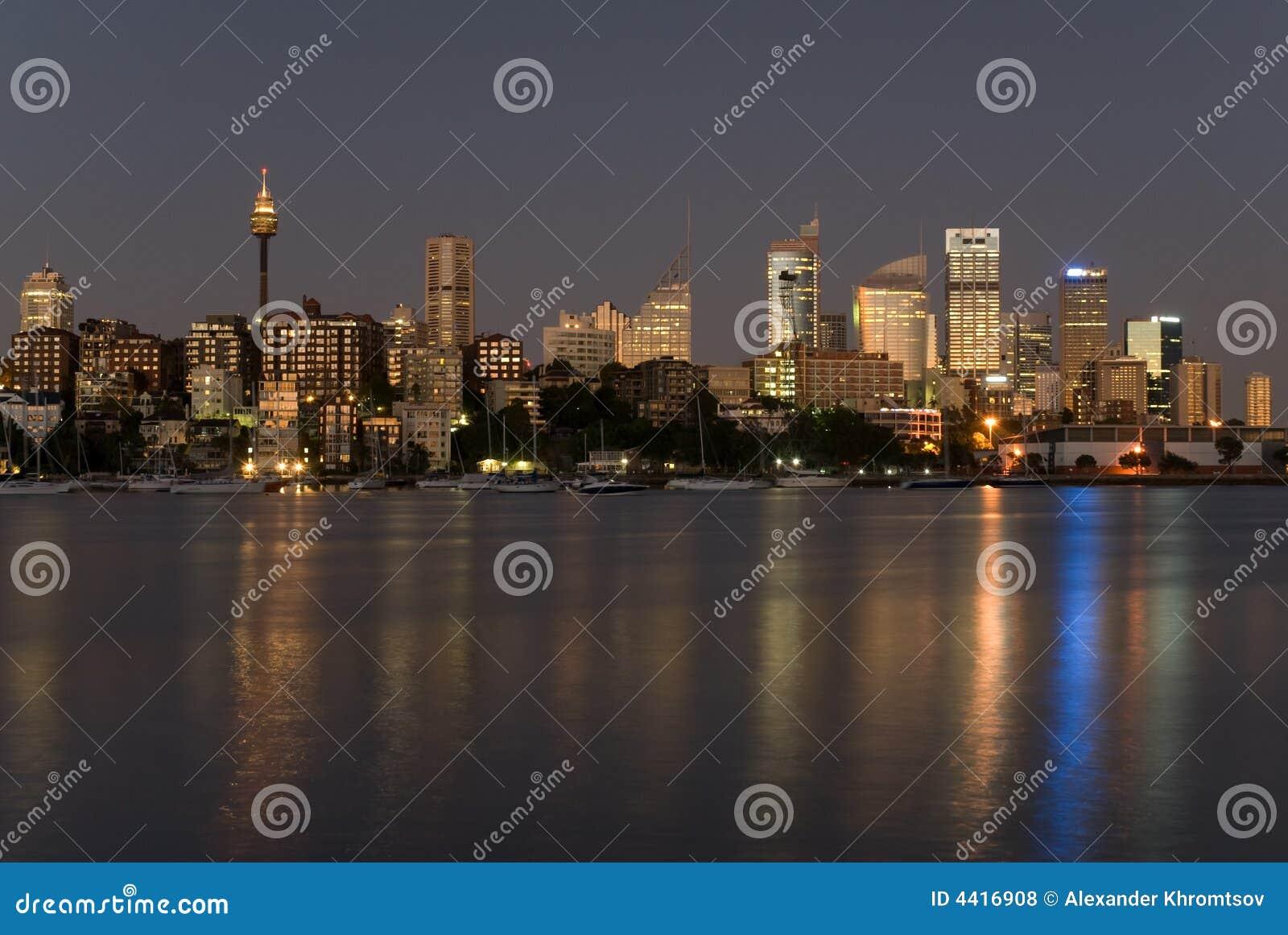 небо Сидней шаберов