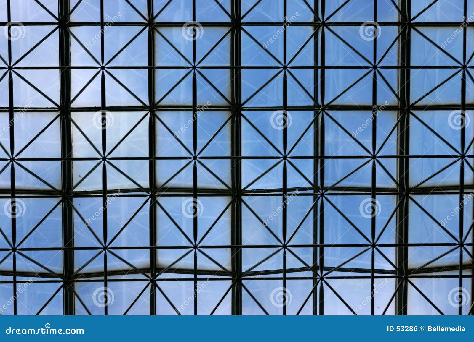 небо симметричное