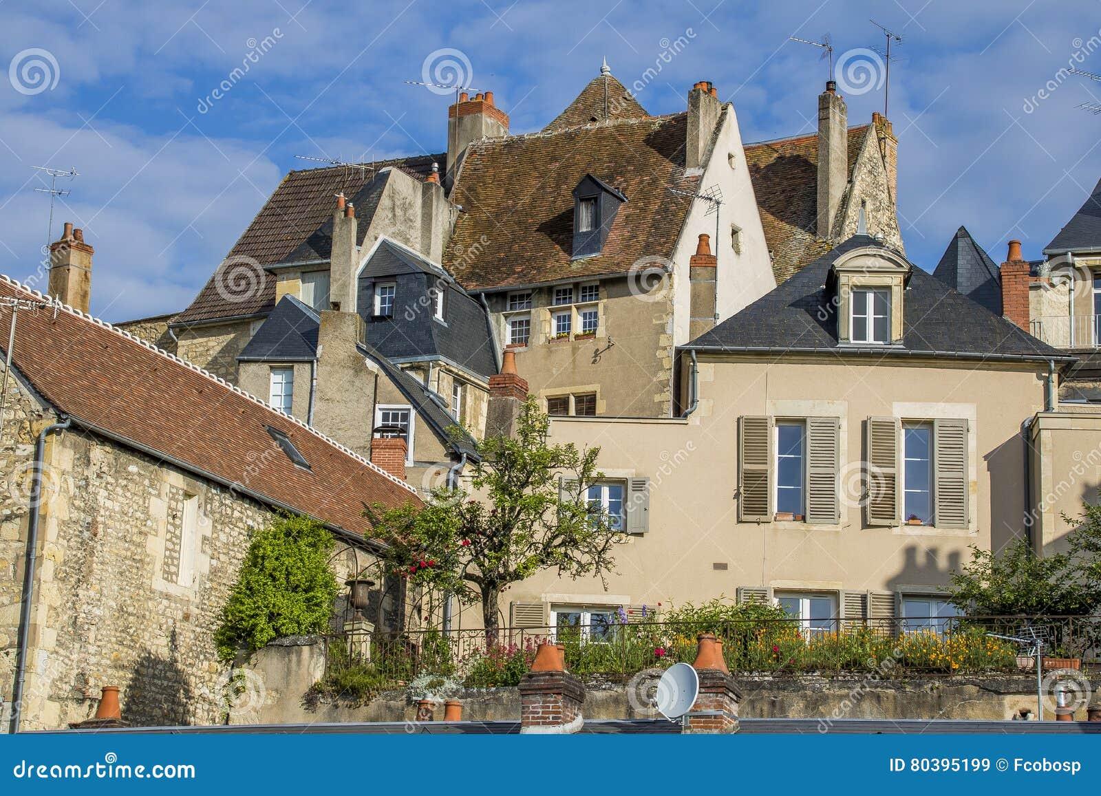 Невер, Бургундия, Франция