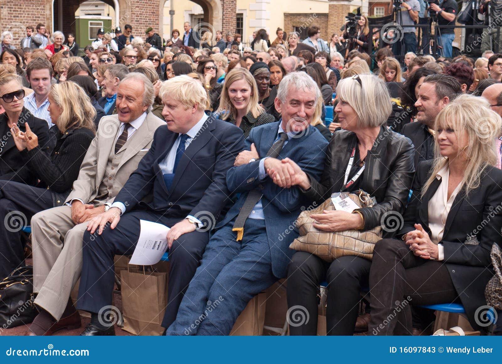 неделя рядка johnson london фронта способа boris